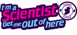 I'm a Scientist, Get me out of here! - Ireland logo